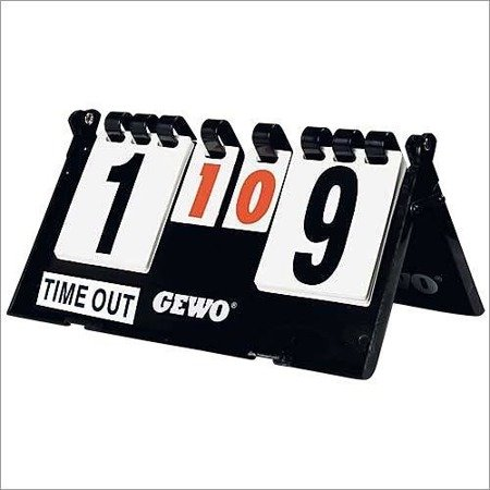Numerator Gewo Compact Time Out