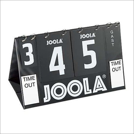 Numerator Joola Standard Time Out
